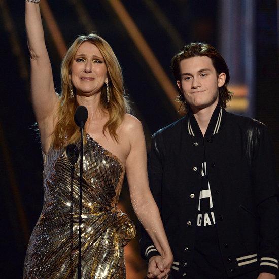 Celine Dion Acceptance Speech at Billboard Music Awards 2016