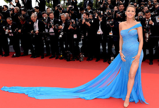 The Style Queen of Cannes! Blake Lively's Best Film Festival Fashion