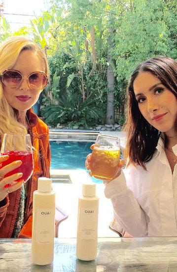 Rachel Zoe And Jen Atkin Share Their Best Beauty Tips