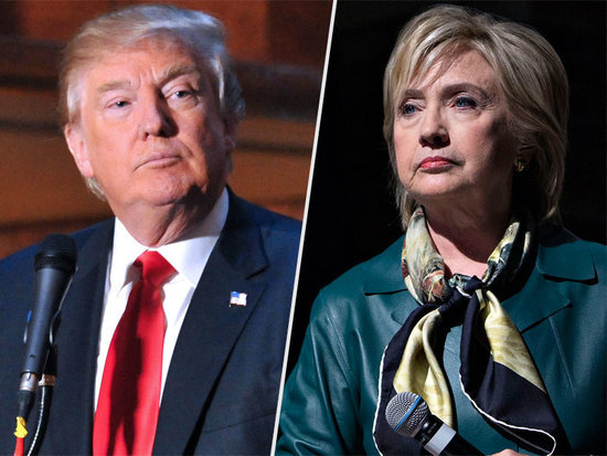 Trump Rising: Republican Surges in New Polls to Tie with Hillary Clinton