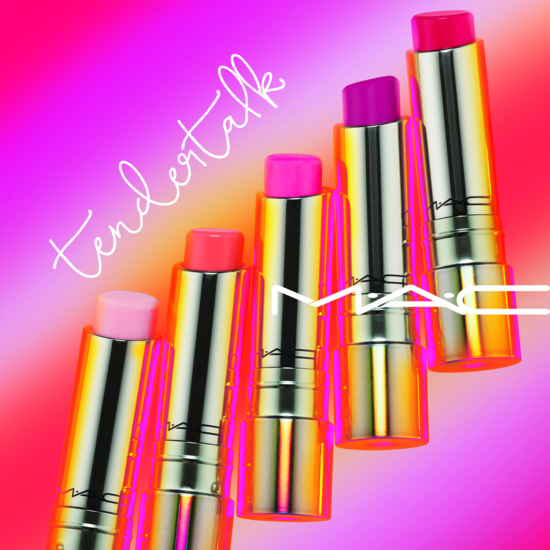 MAC Cosmetics Tendertalk Lip Balm | Summer 2016