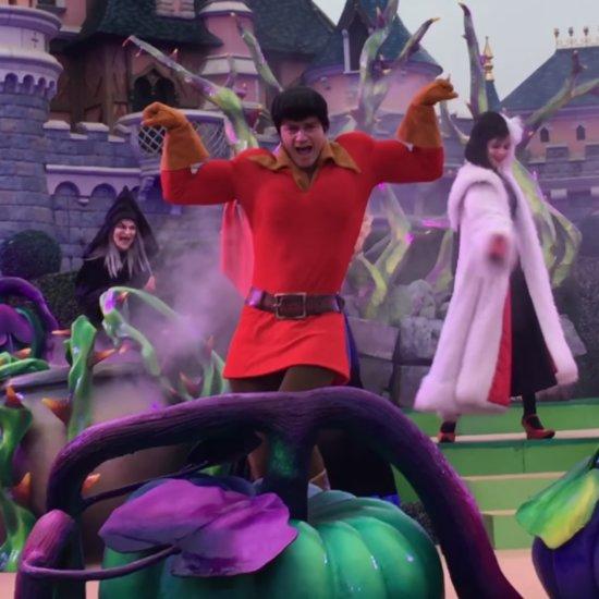 Gaston Dancing Video