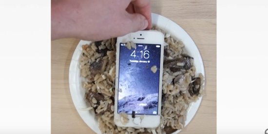 What To Do When You've Dropped Your iPhone In Water
