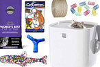 Editors' Picks: Stuff Your Cat Will Love, Featuring Toys, Litter, and More