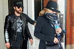Jennifer Aniston Shows Off Sliver of Cheekbone on New York City Stroll