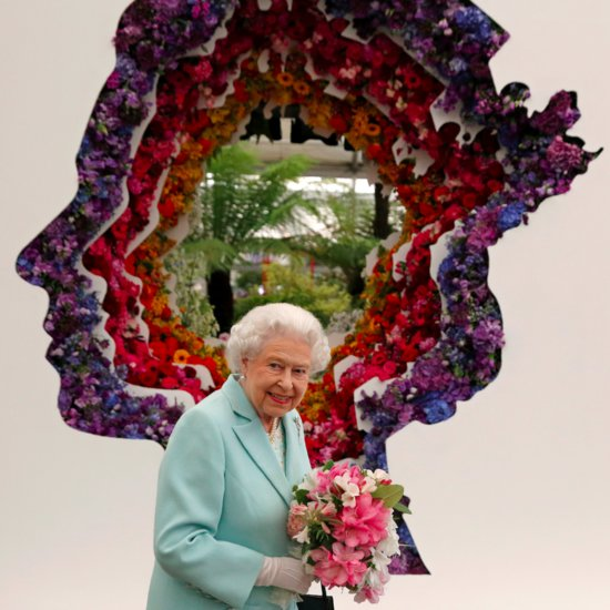 Celebrities and Royals at the Chelsea Flower Show 2016