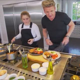 The Only Cook in the World More Fierce Than Gordon Ramsay