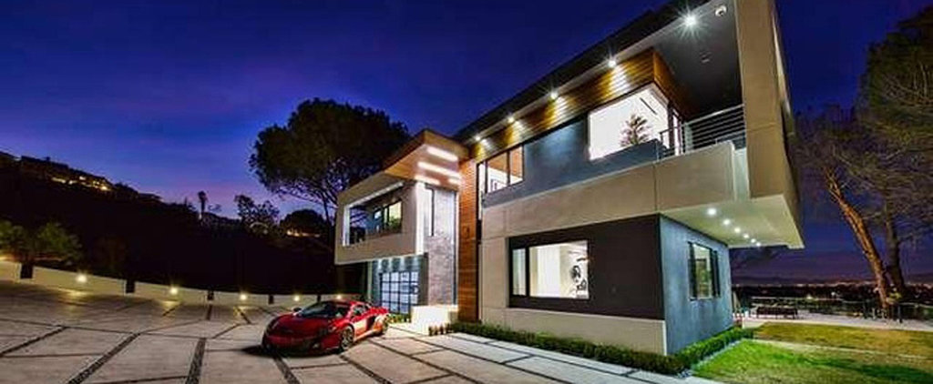 Rocker Gavin Rossdale Just Splurged on the Most Expensive Home in Studio City