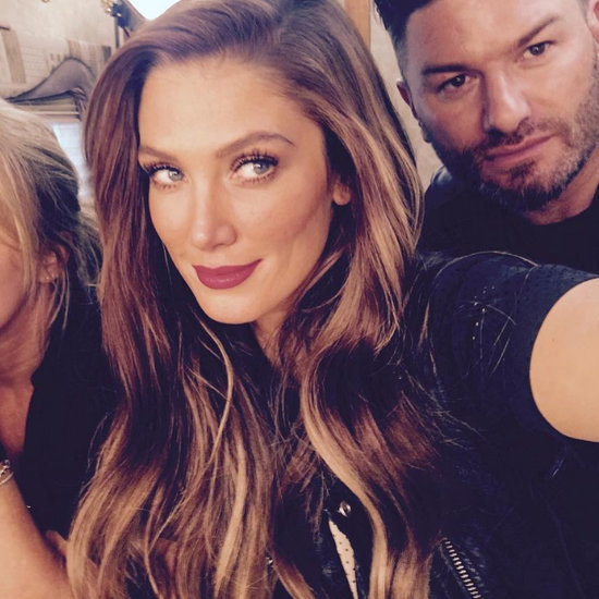 Delta Goodrem's New Brown Hair 2016