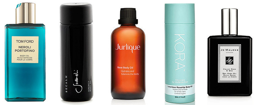 10 Luscious Body Oils to Keep You Nourished All Winter Long