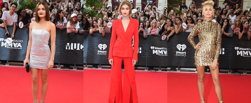 The iHeartMusic Red Carpet Will Leave Fashion Girls Swooning