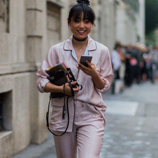 Margaret Zhang Pyjama Dressing Tips and Shopping