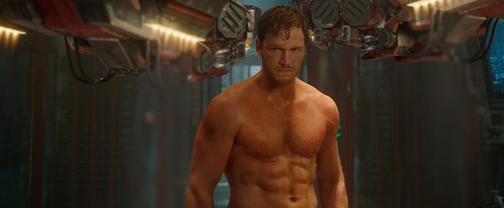 Shirtless Chris Pratt Is Truly a Gift to Us All