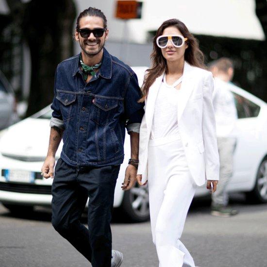 Street Style Pictures Men's Fashion Week Milan 2016