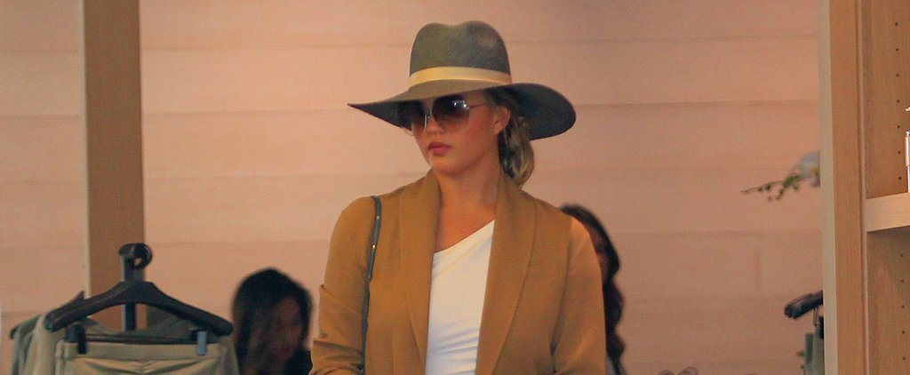 Chrissy Teigen Just Can't Get Enough of This 3-Piece Summer Outfit