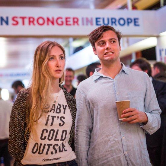 Brexit Social Media Reactions