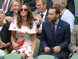 Pippa Middleton Stole This Smart Wimbledon Styling Trick From Her Sister, Kate