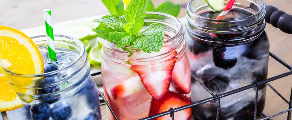 Sip Your Way to Slim With These Infused Water Recipes