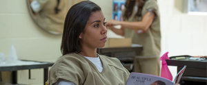 "Orange Is the New Black's Jessica Pimentel Reveals Which Season 4 Scene Made Her ""Cry Like a Little B*tch"""