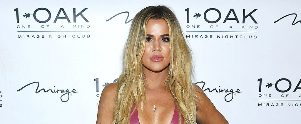 24 Times Khloé Kardashian's Curves Were Almost Too Much to Handle