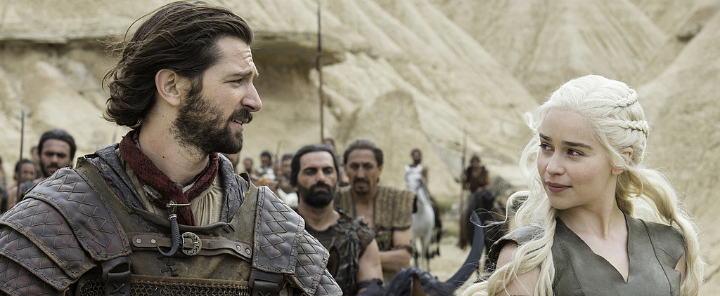 An NSFW Tribute to Daenerys and Daario's Steamy Romance on Game of Thrones