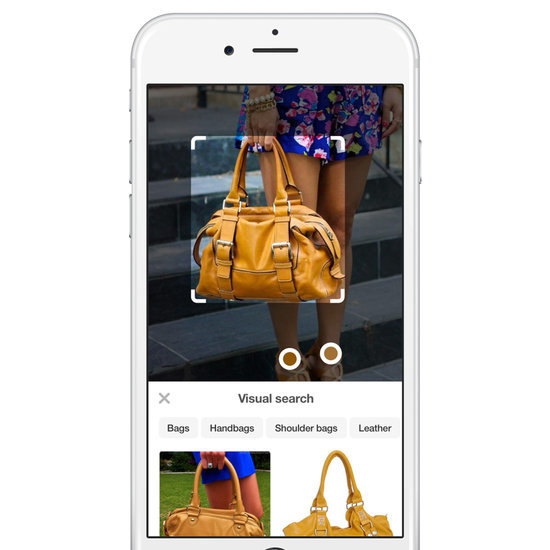Pinterest Camera Search For Shopping