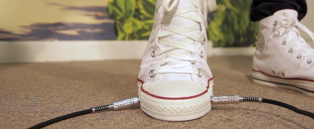 Whoa — You Would Never Expect a Pair of Converse to Have This Cool Feature
