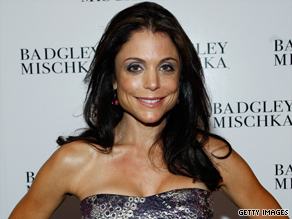 'Housewives' Bethenny Frankel is pregnant