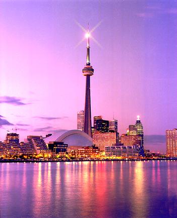 Moving to Toronto!