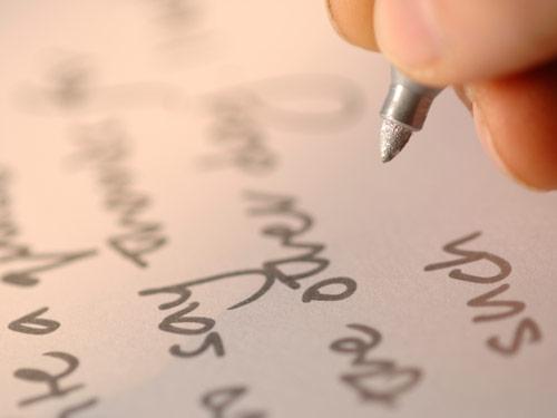 Write It Down!