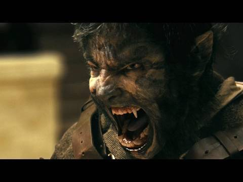 The Wolfman - trailer