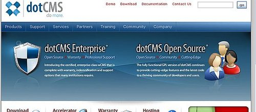 dotCMS Open Source®