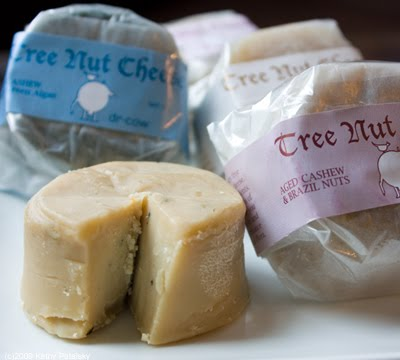 Dr. Cow Vegan Cheese