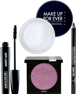 Make Up For Ever Eyeshadow, False Lashes, Aqua Eyes Eyeliner, Smoky Lash Mascara, and HD Powder Sweepstakes Rules