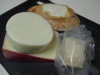 Triple Decker Baked Grilled Cheese Sandwich Recipe 2009-10-21 14:12:48