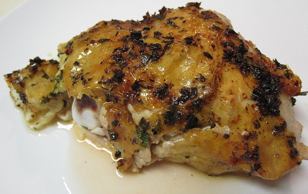 Classic Roast Chicken Recipe | POPSUGAR Food