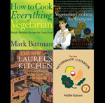 The Must-Have Vegetarian Cookbooks