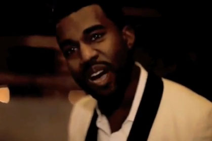 """Video of Kanye West and Spike Jonze's """"We Were Once a Fairytale"""""""