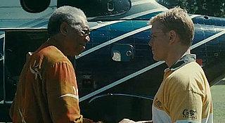 Video Trailer of Matt Damon and Morgan Freeman in Nelson Mandela Biopic Film Invictus