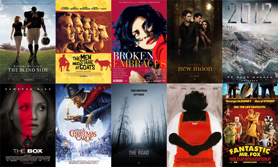 Sugar Shout Out: Which November Movie Do You Want to See the Most?