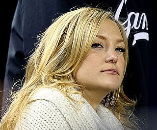 Slide Photo of Kate Hudson At Game Six of the World Series