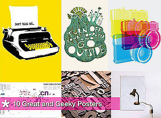 Sugar Shout Out: 10 Geeky and Great Posters