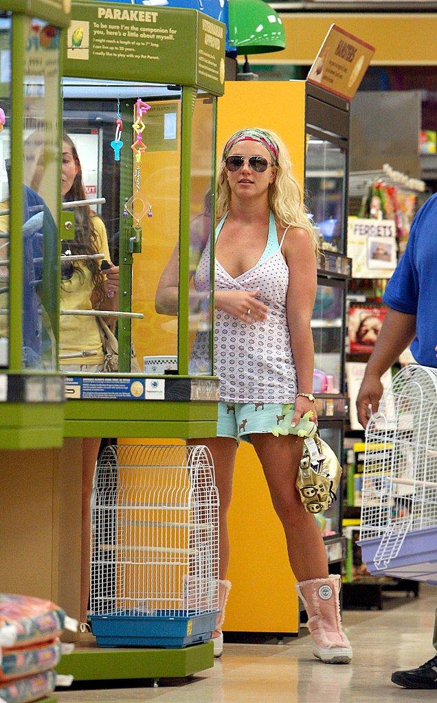 Britney & Her Comeback Album Go To The Birds