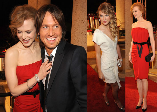 Photos of Taylor, Keith and Nicole