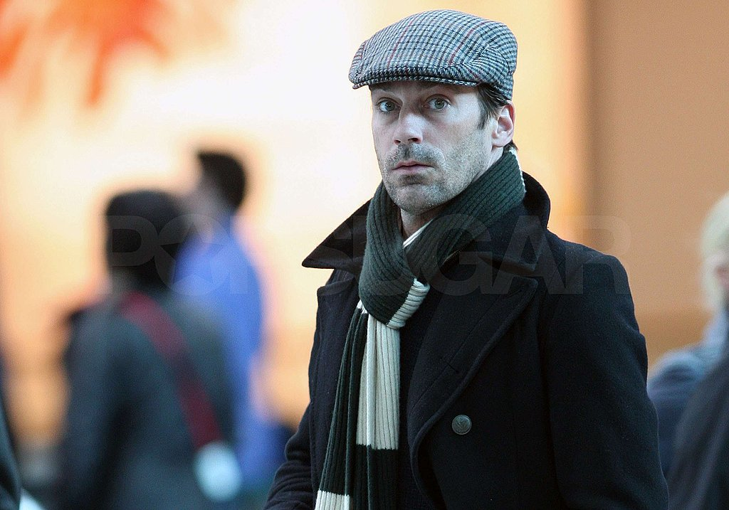 Photos of Jon Hamm and January Jones