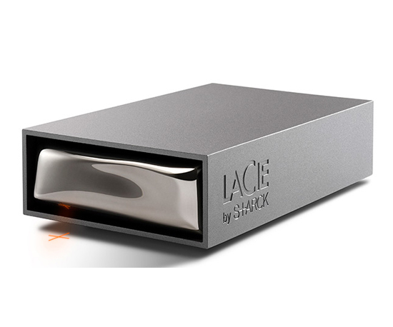 LaCie Starck Desktop Hard Drive