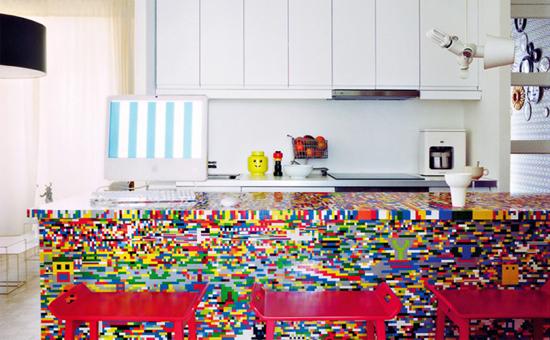 Lego Kitchen