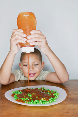 What Strange Food Combinations Do Your Kids Love?