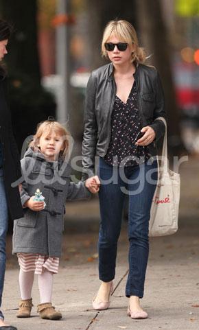 Photos: Michelle Williams and Daughter Matilda Ledger