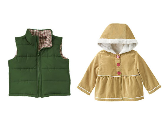 Bundle Up in Adorable Outerwear